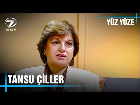 Cüneyt Ülsever ile Yüz Yüze - Tansu Çiller | 27 Mart 1999