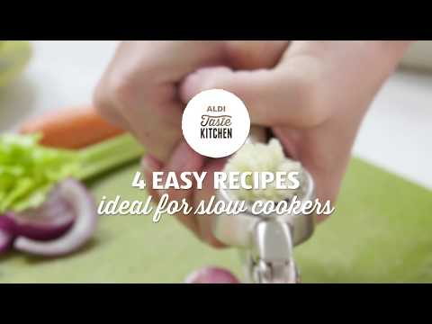 Introducing Aldi's Slow Cooker Vegan Bean & Vegetable Chilli