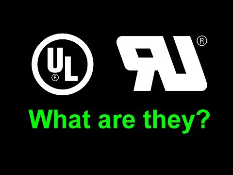 EEVblog #1082 - What is the UL logo on products? - UC2DjFE7Xf11URZqWBigcVOQ