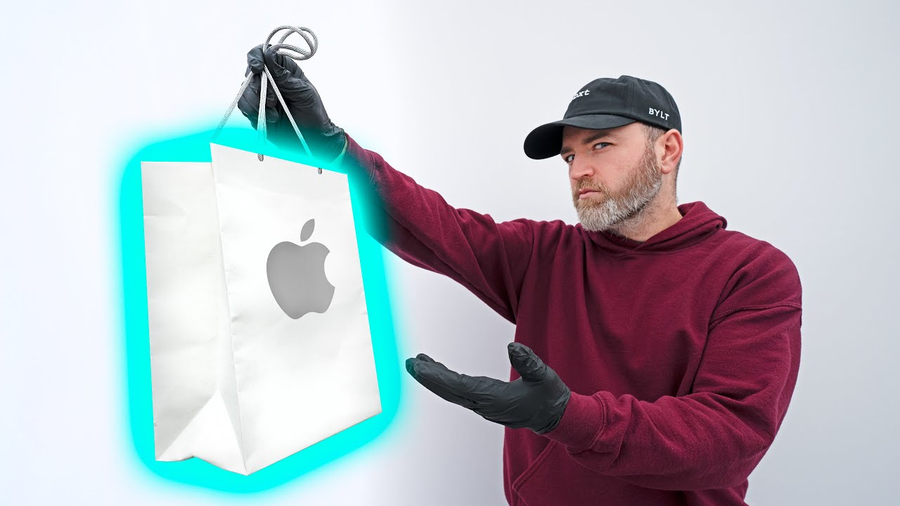 Unboxing Apple's Most EXCLUSIVE Product…