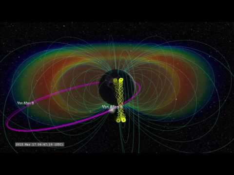 'Interplanetary Shock' In Earth's Magnetic Field Observed By Van Allen Probes | Video - UCVTomc35agH1SM6kCKzwW_g