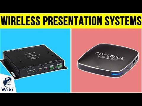 10 Best Wireless Presentation Systems 2019 - UCXAHpX2xDhmjqtA-ANgsGmw