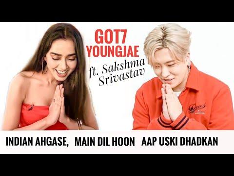 GOT7 YOUNGJAE ft. Sakshma Srivastav   A Soulful Conversation   Indian Interview   K-Pop