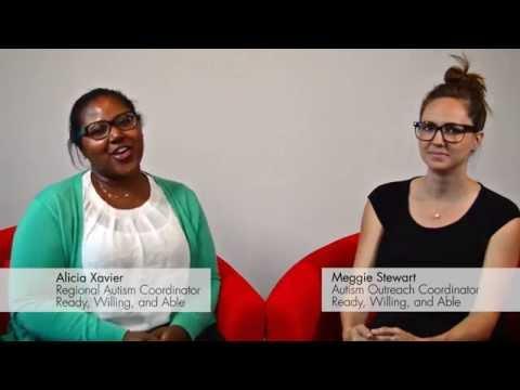 Alicia Xavier & Meggie Stewart talk about Sam Forbes for Symposium 2016