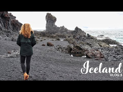 Southwest Iceland Road Trip Day 5: from Snaefellsnes to Hveragerði