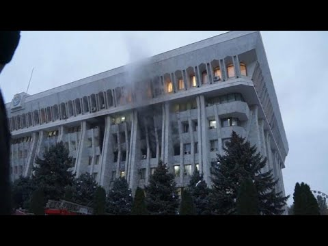 Protestas en Kirguistán tras conocerse los primeros resultados electorales