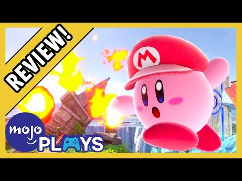 Brutally Honest Smash Ultimate Review - MojoPlays - UC4HnC-AS714lT2TCTJ-A1zQ