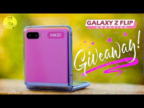 Samsung Galaxy Z Flip International Giveaway!!! ???????????? Giveaway Image
