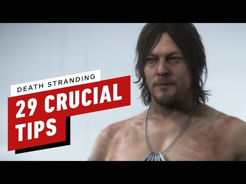 Death Stranding: 29 Crucial Tips To Get You Started - UCKy1dAqELo0zrOtPkf0eTMw