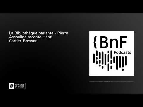 Vidéo de Pierre Assouline