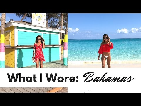 What to Wear on a Tropical Vacation | Tropical Vacation Lookbook