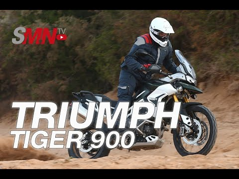 Prueba Triumph Tiger 900 GT/Rally Pro 2020 [FULLHD]