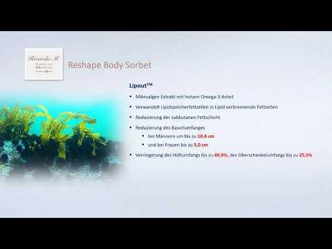 SOB Hyaluron Reshape Body Sorbet - Lipout