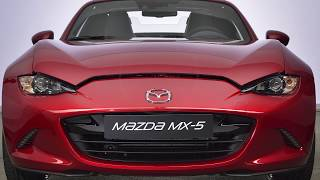 Mazda MX-5 RF – Apertura e blocco delle portiere e del cofano
