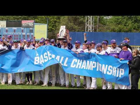 NCAA Baseball Championship Rally @WCU