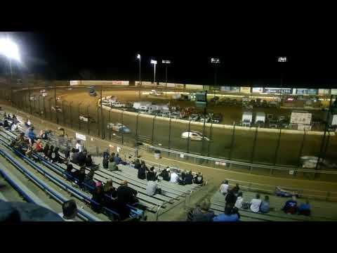 Perris Auto Speedway  IMCA Modified Main Event turn 4 Corner Cam 7-24-21 - dirt track racing video image