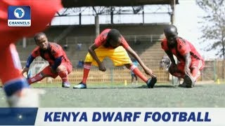 Kenya Dwarf Football