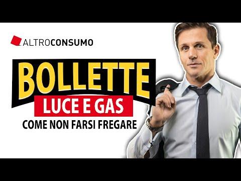 BOLLETTE LUCE E GAS: come non farsi fregare   Avv. Angelo Greco