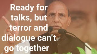 Rajnath Singh Raises Issue Of Terrorism & said Pulwama Terrorists attack was 'coward'
