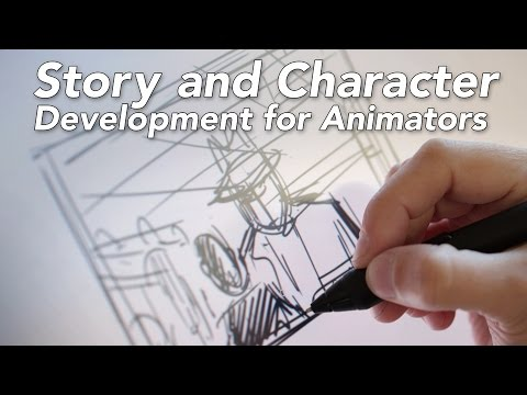 Story and Character Development for Animation | Lynda.com from LinkedIn