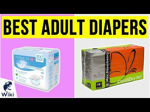 10 Best Adult Diapers 2020 - UCXAHpX2xDhmjqtA-ANgsGmw