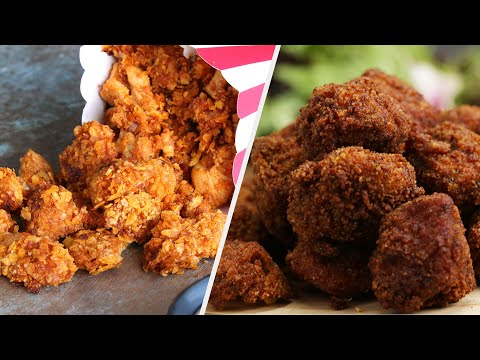 Popcorn Chicken Recipes You Can't Resist ? Tasty Recipes