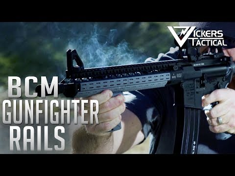 BCM GUNFIGHTER RAILS