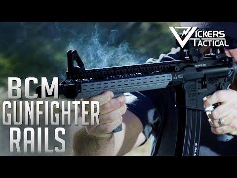 BCM GUNFIGHTER RAILS