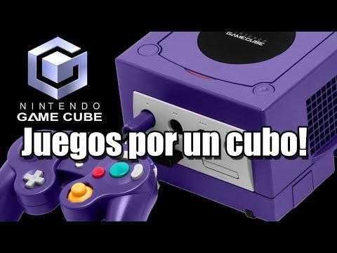 GAME CUBE UNA TARDE CUALQUIERA SPEED UP GAMES