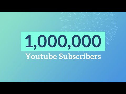 1,000,000 Subscriber Giveaway!  Brian Tracy