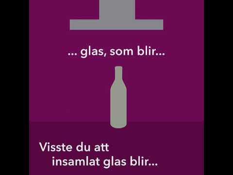 Glas blir nytt glas