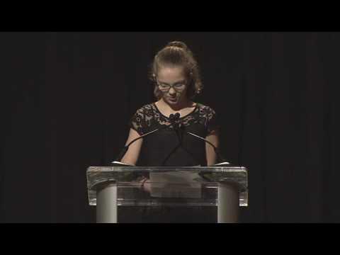 Erin's Remarks - 2017 Amara Luncheon