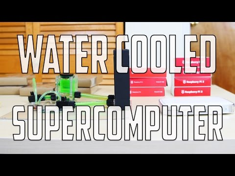 Water Cooled Raspberry Pi Einstein@Home Cluster (Supercomputer) - The Parts - UCIKKp8dpElMSnPnZyzmXlVQ
