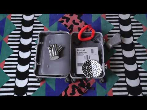 City in a Suitcase: Artist Camille Walala