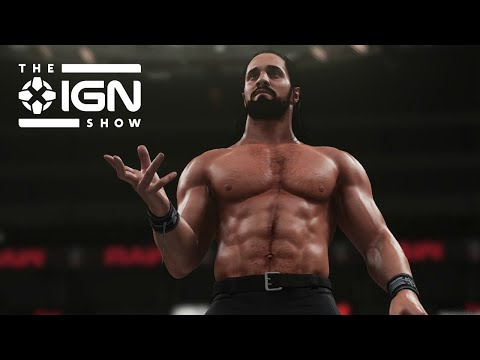 WWE 2K18 Roster Reveal and Our Mount and Blade 2: Bannerlord Preview - The IGN Show Ep. 17 - UCKy1dAqELo0zrOtPkf0eTMw