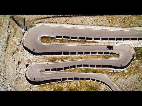 Stelvio ? Porsche Drive Pass Portrait