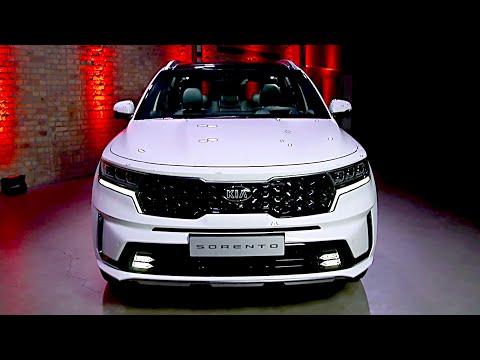 2021 Kia Sorento | Top Model Features ? Interior and Exterior | Real-life Review