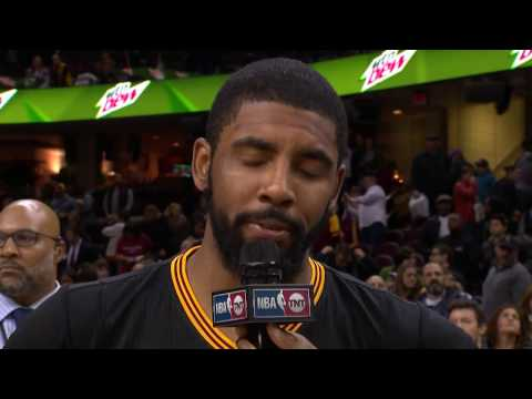 Kyrie Irving's 32 Points Leads Cavaliers Over Celtics | 12.29.16