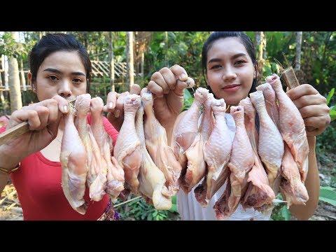 Yummy cooking chicken leg recipe - Cooking skill - UCwbXPUMNQwUGCG_nCkAq3uA