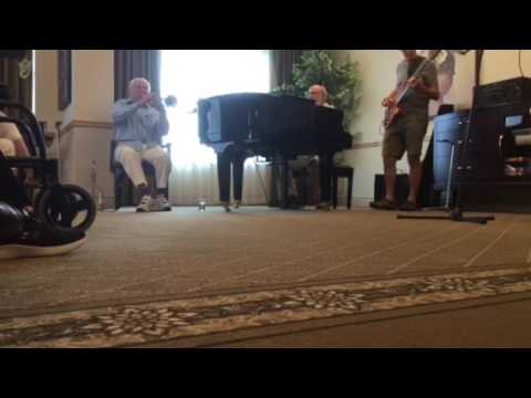 McCarthy Place Residents Getting Jazzy