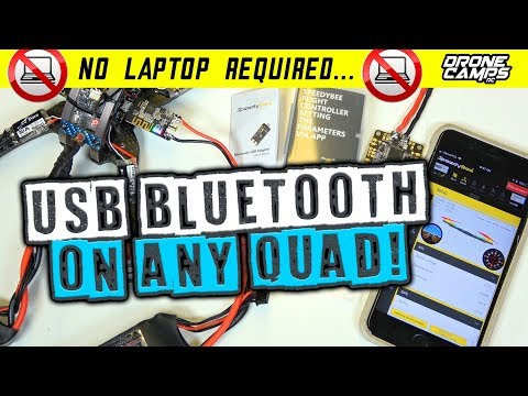 BLUETOOTH BETAFLIGHT ON ANY QUAD! - Speedy Bee Bluetooth USB Adapter - UCwojJxGQ0SNeVV09mKlnonA
