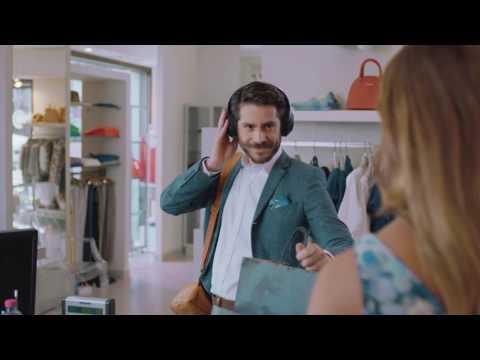 Sony MDR-1000X – Функция «Быстрое внимание»