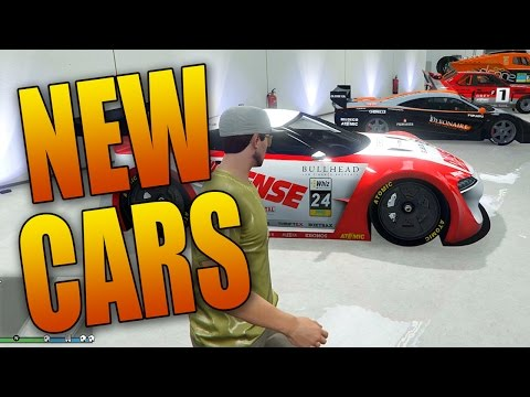 NEW SUPER CARS IN GTA ONLINE! - $8 MILLION SPENDING SPREE! (Cunning Stunts DLC) - UC36MGPfPwOWafAXauiV4LdA