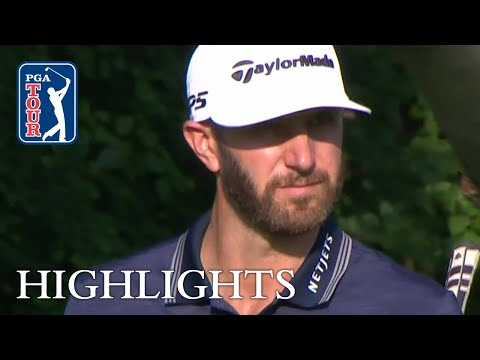 Dustin Johnson?s highlights | Round 4 | RBC Canadian 2018