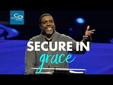 Secure in Grace - Sunday Service