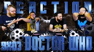Doctor Who 9x3 REACTION!!