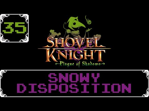 Snowy Disposition   Shovel Knight: Treasure Trove Let s Play [Part 35]