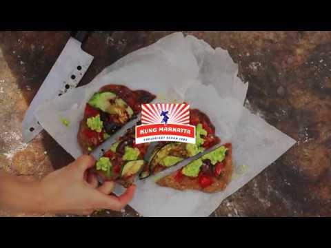 Kung Markattas Vegetariska grillskola -  lektion 4