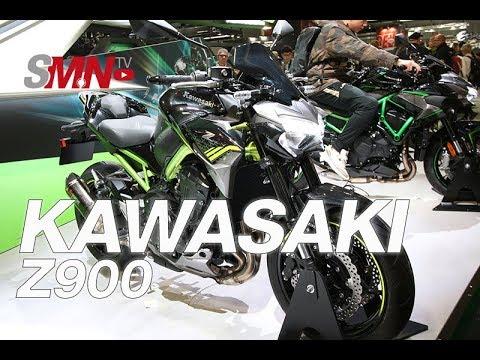 Kawasaki Z900 2020 - EICMA 2019 [FULLHD]