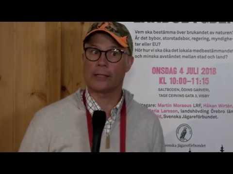 Almedalen: Sammanfattning av tisdagens seminarium 3 juli och mer om onsdagens